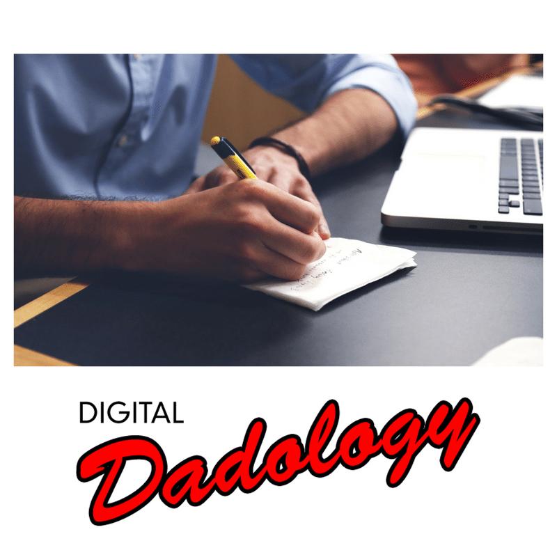 digital dad work ethic